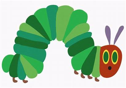 Animated Caterpillar Clipart Hungry Very Gifs Giphy
