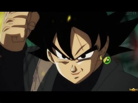 black goku  beastly dragon ball super episode