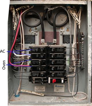 Electrical Oven Suddenly Tripping Circuit Breaker Bad