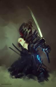 Robot Ninja by benedickbana on DeviantArt