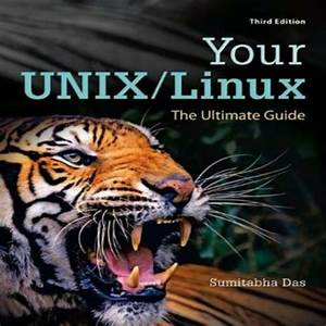 Solutions Manual For Your Unix Linux The Ultimate Guide