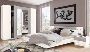 Komplettes Schlafzimmer Kaufen : wimex schlafzimmer set angie 4 teilig set aus schrank ~ Watch28wear.com Haus und Dekorationen
