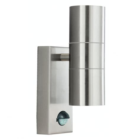 searchlight lighting 2 light led outdoor wall fitting in