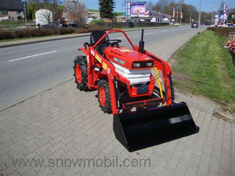 kleintraktoren gebraucht ebay kleintraktor allrad traktor kubota b1400d frontlader ebay