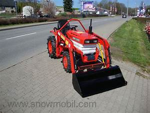 Kleintraktoren Allrad Gebraucht : kleintraktor allrad traktor kubota b1400d frontlader neu ~ Kayakingforconservation.com Haus und Dekorationen