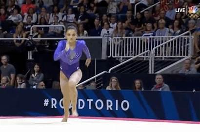 Gymnastics Play Olympics Team Dancing Tap Going