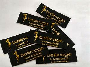 wholesale customized clothing garment tags washable woven With bulk clothing labels