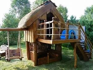 kinder spielhaus spielturm kinderhaus stelzenhaus With französischer balkon mit garten kinderhaus