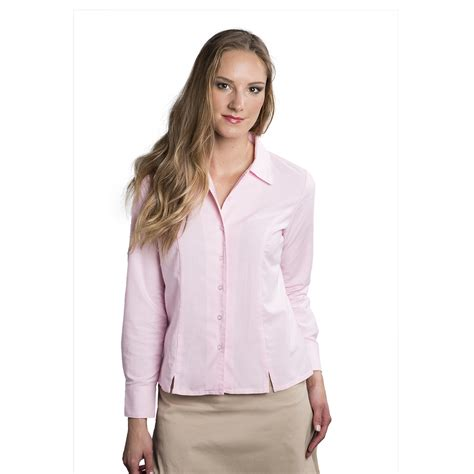 the blouse 39 s oxford style sleeve blouse executive apparel