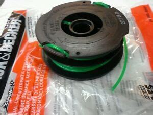 Black & Decker 080 Replacement Trimmer Spool For Model