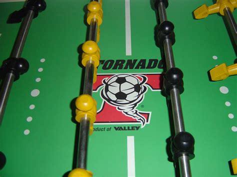 tornado foosball table  sale