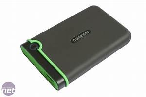 Transcend StoreJet 25M3 1TB Portable Hard Drive Review ...