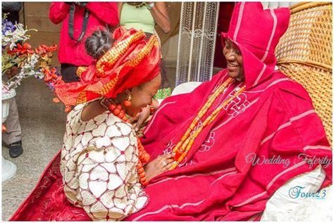 yoruba wedding anu  yomis vibrant traditional wedding