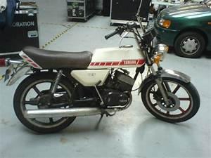 Yamaha 125 Rdx : yamaha 125 rdx 1979 from joel demazure ~ Medecine-chirurgie-esthetiques.com Avis de Voitures