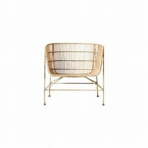Lounge Sessel Rattan : house doctor coon natural rattan chair living and co ~ Frokenaadalensverden.com Haus und Dekorationen