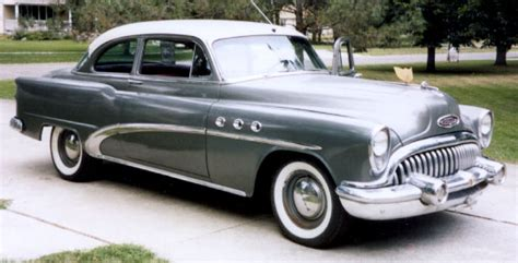 53 Buick Special by 1953 Buick Special