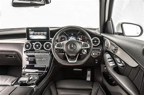 mercedes glc   matic amg  review review