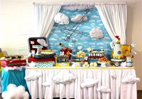Come Fly With Me! {an Airplane Party!}  B Lovely Events