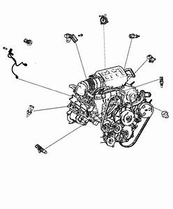 2014 Jeep Grand Cherokee Wiring  Used For  Knock  Oil
