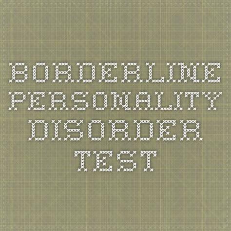 test borderline 17 best images about bpd borderline personality disorder