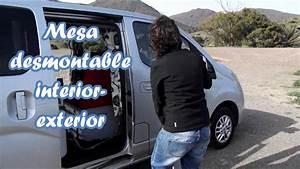 Nissan Nv200 Evalia : nissan nv200 evalia camper youtube ~ Mglfilm.com Idées de Décoration