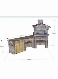 cuisine dete dexterieur en pierre reconstituee avec angle With cuisine d ete en pierre reconstituee
