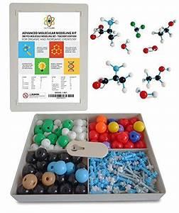 Molecular Model Kit Organic  U0026 Inorganic Chemistry Set By