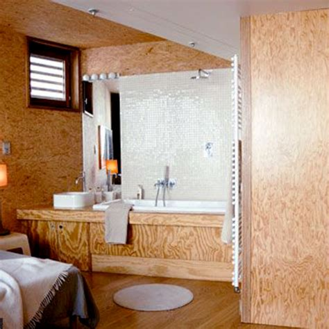 chambre parquet gris 12 salles de bains de bois vêtues côté maison