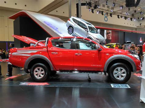 Modifikasi Mitsubishi Triton by 58 Mitsubishi Triton Modifikasi Road Terlengkap