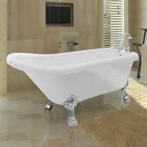la boutique en ligne baignoire sur pieds en acrylique avec