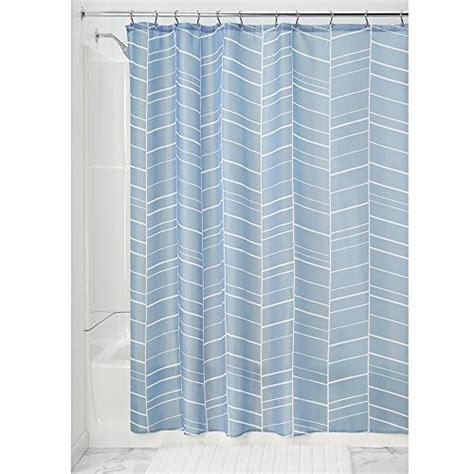 interdesign soft fabric shower curtain 72 x 72