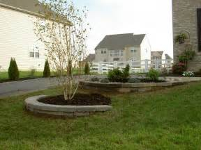 retaining walls landscaping landscape retaining wall 3 from a personalized landscape in odessa de 19730
