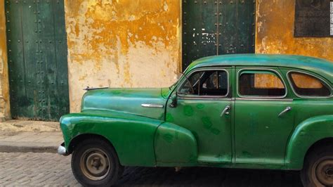 How Cuban classic cars are being restored for American ...