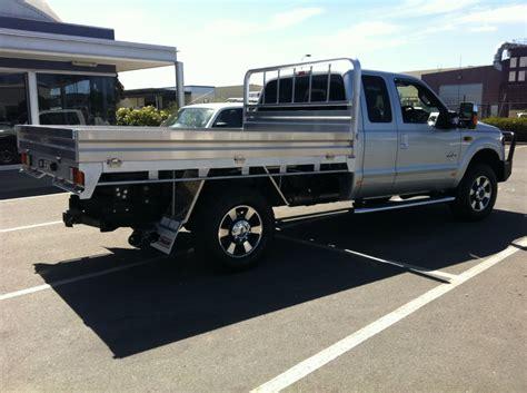 fully welded alloy tray aluminium auto