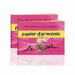 Papier D Arménie : papier d 39 armenie triple la rose papier d 39 arm nie ~ Michelbontemps.com Haus und Dekorationen