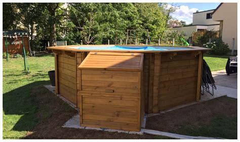 abri pompe piscine hors sol et coffre de filtration piscine center net