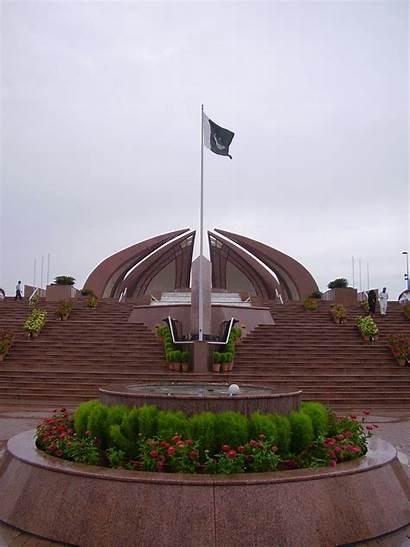 Pakistan Monument Wikipedia National Islamabad Flag Wiki