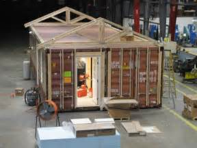Intermodal Steel Building Shipping Container Home