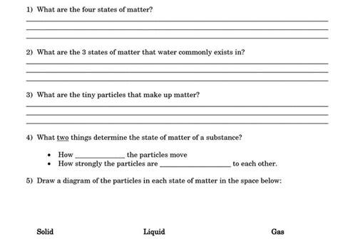 8th grade science worksheets printable 8th grade science worksheets homeschooldressage