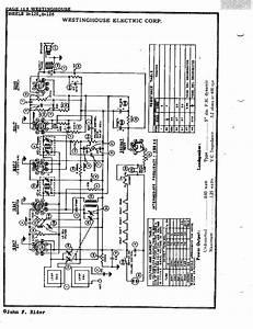 Westinghouse Electric H 125 126 Radio Sm Service Manual Download  Schematics  Eeprom  Repair