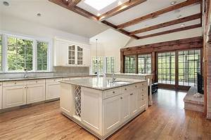Traditional Kitchen with Undermount Sink by Home