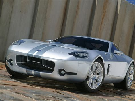 Ford Shelby Gr1 by Ford Shelby Gr1 Concept Car Wallpaper 045 Of 50