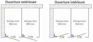 Largeur Porte Pmr : toutes les solutions sont chez cabineo pour respecter les normes pmr et erp ~ Melissatoandfro.com Idées de Décoration