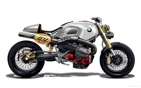 Bmw Moto Concept Hd Wallpaper