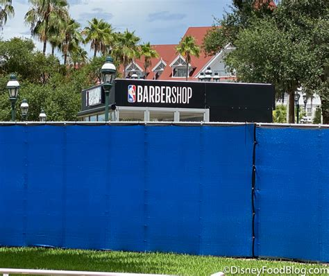 MORE Photos of the Newly Opened Disney World NBA Bubble ...