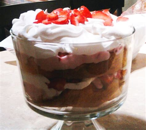 fruit  yogurt trifle  healthy dessert   recipe