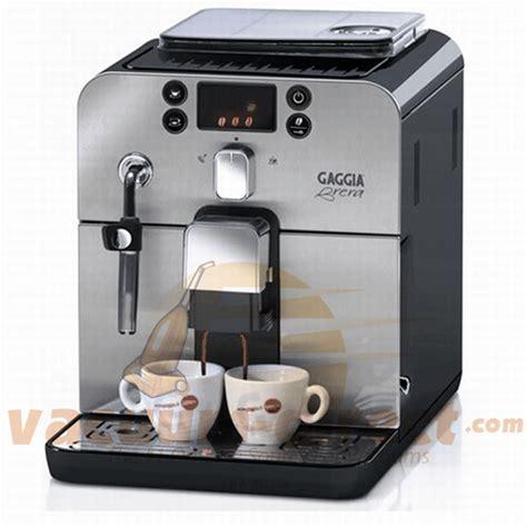 Gaggia Brera Super Automatic Espresso Machine   Gaggia Brera Espresso Machine   Black