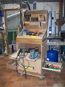 Caisse A Outils Bois : caisse outils ~ Melissatoandfro.com Idées de Décoration