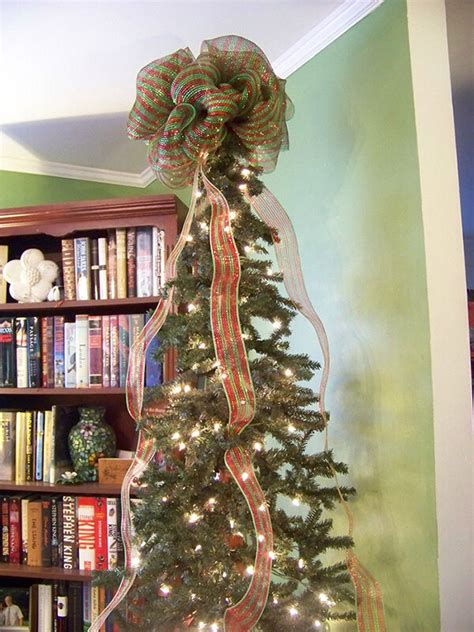 how to decorate a tree with mesh ribbon how to decorate a tree with mesh ribbon ebay