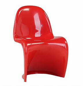 Panton Chair Original : s chair red zinzan classic design at affordable prices ~ Michelbontemps.com Haus und Dekorationen